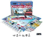 Late for the Sky Board Games Late for the Sky Chicago Opoly Board Game