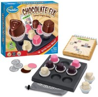 Think Fun Chocolate Fix (Colors And Parts May Vary) Board Game