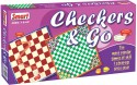 Smart Checkers & Go Board Game