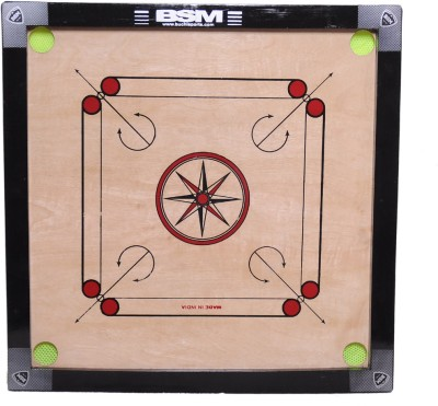 BSM Practice 26 inch Carrom Board available at Flipkart for Rs.1500