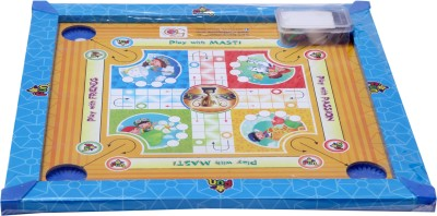 Megaplay Fun 20 inch Carrom Board available at Flipkart for Rs.599