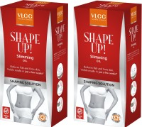 VLCC Shape Up Slimming Oil New 100ml (Pack Of Two) (200 Ml)