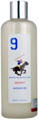 Beverly Hills Polo Club Sports No 9 - 250 Ml