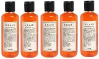 Khadi Herbal Orange And Lemongrass Citrus (1050 Ml)