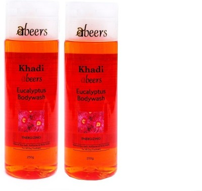 Khadi Eucalyptus Body Wash