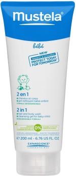 Mustela 2 in 1 Hair & Body wash