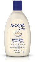 Aveeno Soothing Relief Creamy Wash (354 Ml)