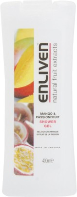 Enliven Mango & Passionfruit Shower Gel 400 ml