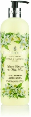 Baylis & Harding Lemon Blossom & White Rose Shower Creme