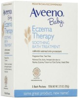 AVEENO BABY ECZEMA THERAPY SOOTHING BATH TREATMENT (105 G)