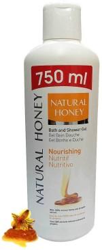 Natural Honey Shower Gel For Skin Nourishment