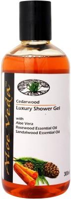 Aloe Veda Cedarwood Luxury Shower Gel