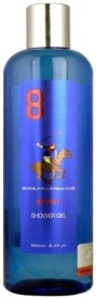 Beverly Hills Polo Club Sports No 8 - 250 Ml