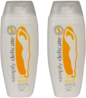 Avon Soothing Feminine Wash (Set Of 2) (200 Ml)