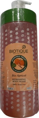 Buy Biotique Bio Apricot Refreshing Body Wash: Body Wash