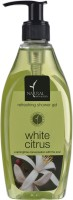 Natural Bath & Body White Citrus Refreshing Shower Gel (250 Ml)