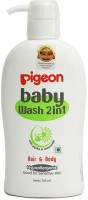 Pigeon Body And Hair Wash 700ml (700 Ml)