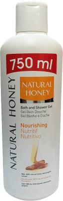 Natural Honey Nourishing Shower Gel