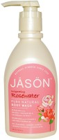 Jason Body Wash Pure Natural Invigorating Rosewater (887 Ml)
