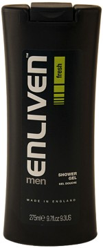 Enliven Men Fresh Shower Gel