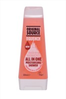 Original Source Skin Quence All In One Moisturising Shower Watermelon & Jojoba Oil (250 Ml)