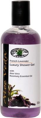 Aloe Veda French Lavender Luxury Shower Gel