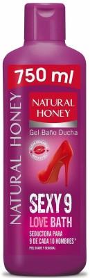 Natural Honey Love Bath and Shower Gel