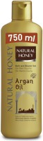 Natural Honey Shower Gel With Argan Oil Extracts (750 Ml)
