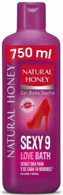 Natural Honey Love Shower Gel For Sexy Skin
