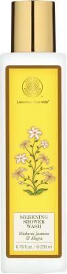 Forest Essentials Silkening Shower Wash Madurai Jasmine & Mogra