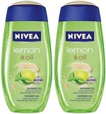 Nivea Lemon and Oil Shower Gel