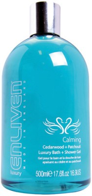 Buy Enliven Luxury Bath and Shower Gel - Calming: Body Wash