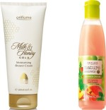 Oriflame Sweden shower cream combo ori 101