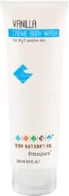 The Nature's Co Vanilla Creme Body Wash - 250 Ml