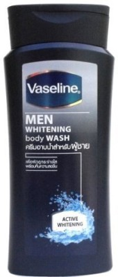 Buy Vaseline Men Active Whitening Body Wash: Body Wash