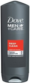 Dove Men+Care Body and Face Wash Deep Clean