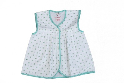 Sarodee Baby Girl's Round Neck (Multicolor)