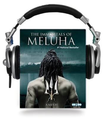 Buy The Immortals Of Meluha (Audiobook) with 1 Disc: Book