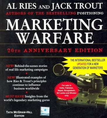 Buy Marketing Warfare 20Th Anniversasry Ed (English) 20th Edition: Book