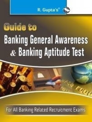 Buy Guide to Banking General Awareness and Banking Aptitude Test: Book