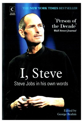 Buy I, STEVE - STEVE JOBS IN HIS OWN WORDS (English): Book