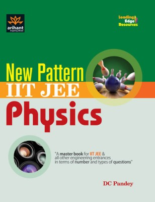 Buy New Pattern IIT JEE Physics (English) 01 Edition: Book