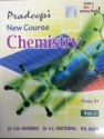Pradeep's New Course CHEMISTRY, Class XI (Vol I&II) (English): Book
