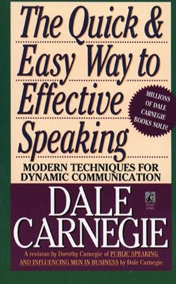 The Quick and Easy Way to Effective Speaking price comparison at Flipkart, Amazon, Crossword, Uread, Bookadda, Landmark, Homeshop18