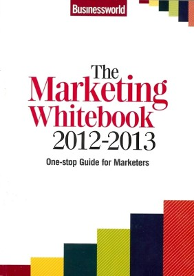 Buy The Marketing White Book 2012-2013: Book