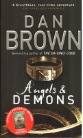 Angels And Demons (English): Book