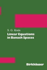Linear Equations in Banach Spaces (English) (Paperback)