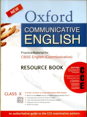 Buy COMMUNICATIVE ENGLISH RB 10 (CCE EDITION (English) 3rd  Edition: Book