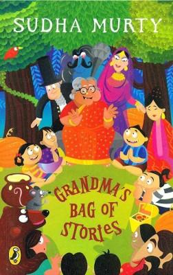 Buy Grandmas Bag of Stories (English): Book