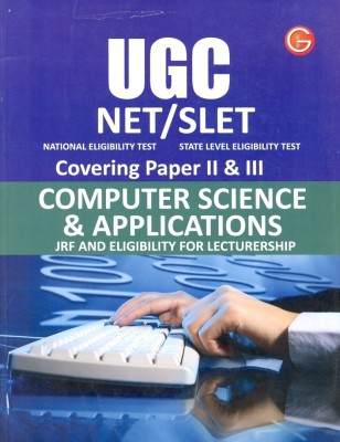 Buy UGC NET/SLET Computer Science and Applications (English): Book